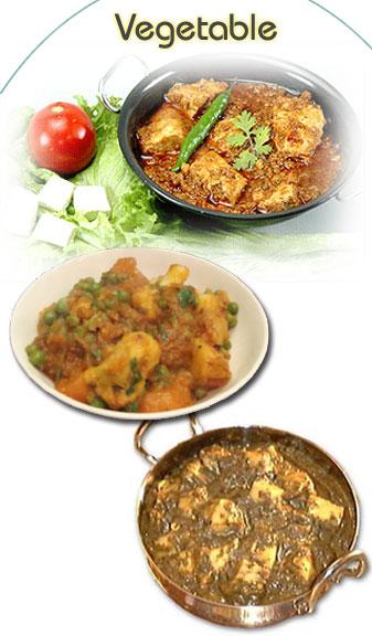 Catering Menu Jaipur Rajasthan India Indian Vegetables Best Service In